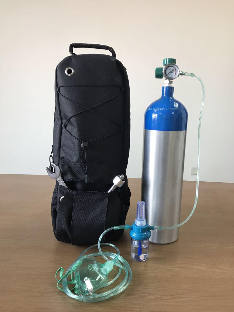 便携式医用氧气瓶